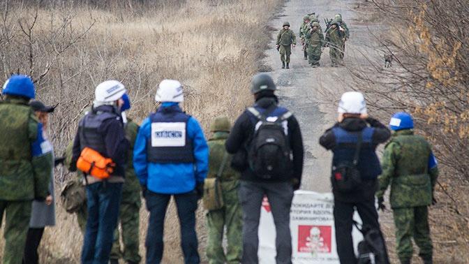 В Кремле прокомментировали планы Киева по вводу миротворцев ООН в Донбасс