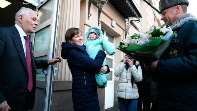 Выживший после обрушения дома в Магнитогорске Ваня Фокин завершил курс реабилитации