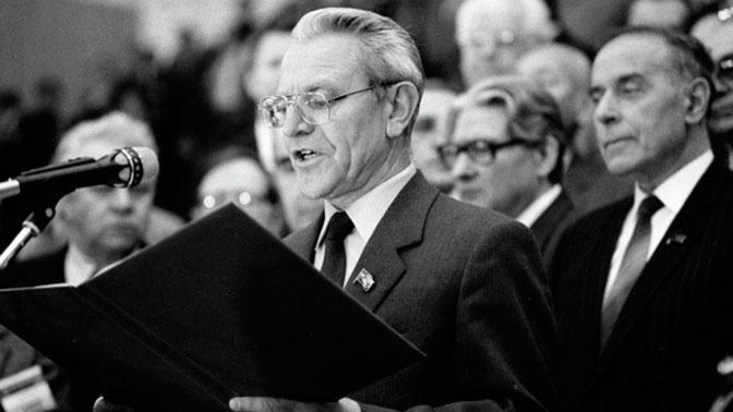 Умер экс-министр печати СССР Михаил Ненашев