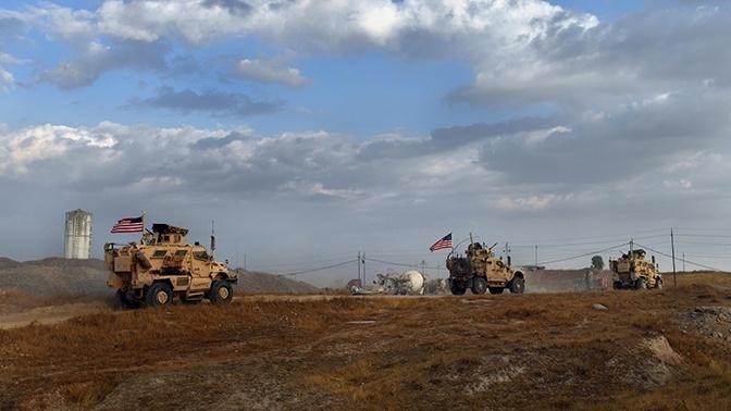 СМИ: военнослужащие США вернулись на шесть военных баз в Сирии