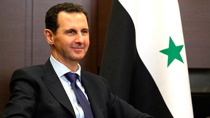 Делегаты из России обсудили с главой Сирии отношения двух стран
