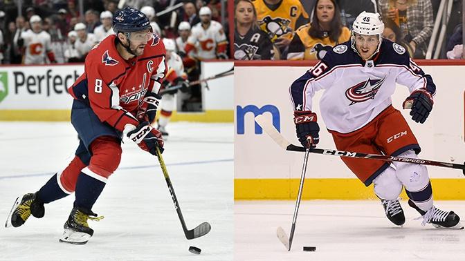 Лучшие игроки десятилетия: два россиянина попали в топ-6 NHL