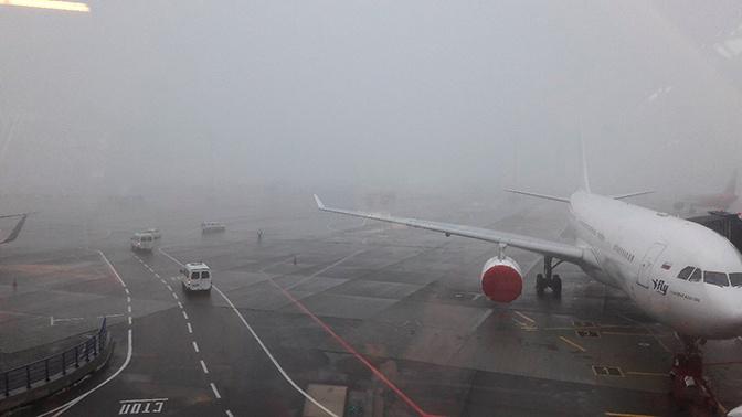 Более 40 рейсов задержаны или отменены в московских аэропортах