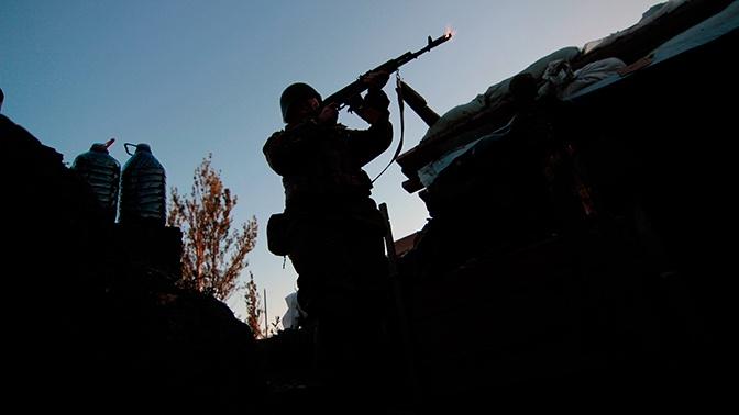 ЛНР: силовики и националисты устроили перестрелку в Донбассе