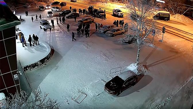Глава СК РФ взял под контроль расследование массовой драки в Апатитах