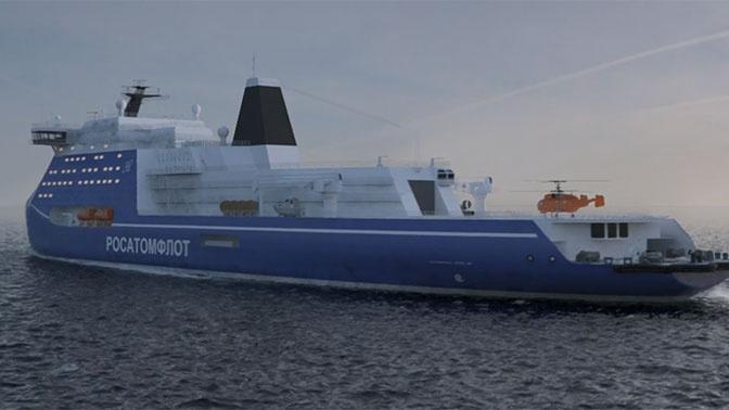 Три ледокола «Лидер» введут в эксплуатацию до 2033 года