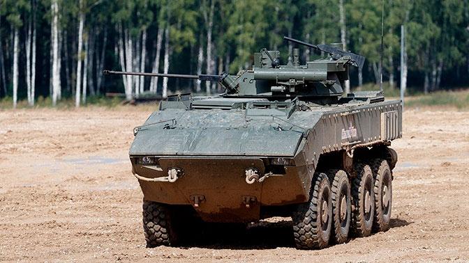 Для платформы «Бумеранг» разработают новый боевой модуль