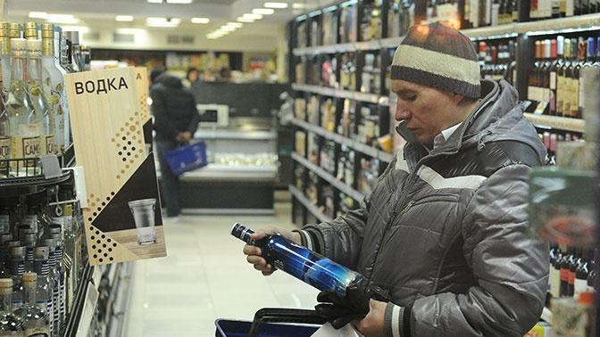 Алкоголь подорожал в России перед Новым годом