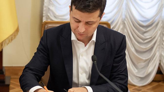 Зеленский подписал закон о перезапуске Госбюро расследований Украины