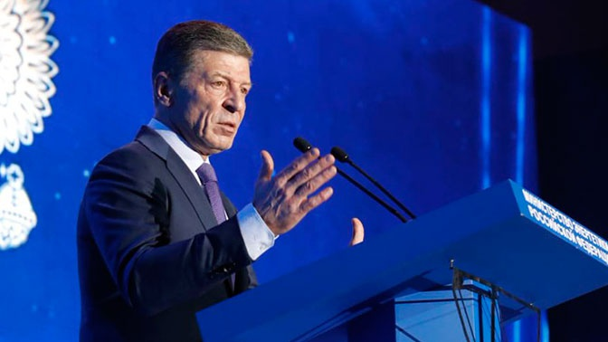 «Капля в море»: Козак о выплате Украине 2,9 млрд долларов от «Газпрома»