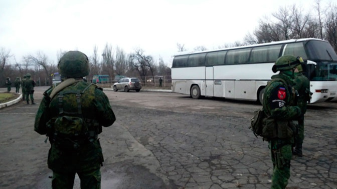 «87х55»: Киев и Донбасс обменяются пленными 29 декабря