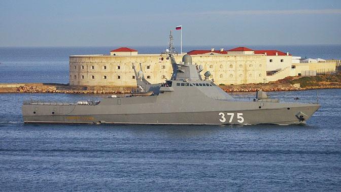ВМФ РФ пополнился 19 боевыми кораблями и судами обеспечения в 2019 году