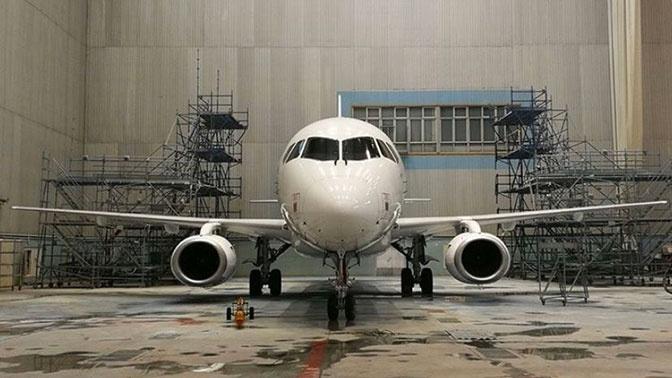 ОАК планирует произвести около 20 самолетов SSJ100 в 2020 году