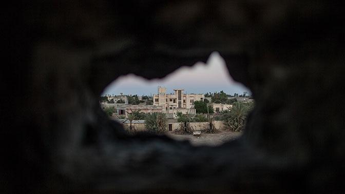 СМИ: армия Хафтара установила контроль над старым аэропортом Триполи
