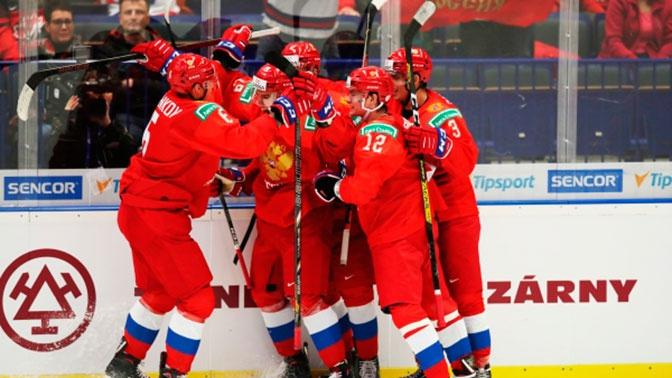 Крупнейшая победа над Канадой: российские хоккеисты устроили разгром на МЧМ