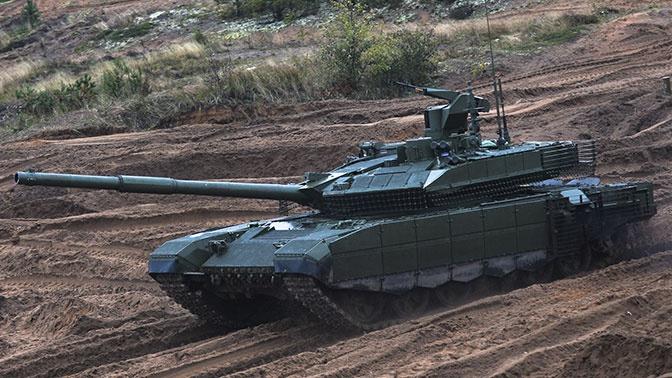 Испытания нового танка Т-90М «Прорыв» завершатся до конца 2019 года