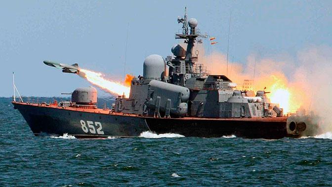 В России завершены испытания корабельного ракетного комплекса «Оникс»