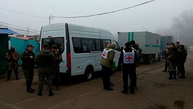 В ДНР назвали точное число обмененных удерживаемых лиц