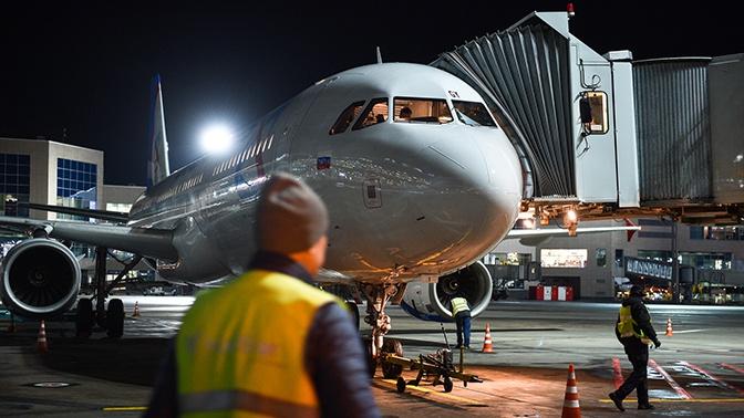 В столичных аэропортах отменили и задержали десятки рейсов
