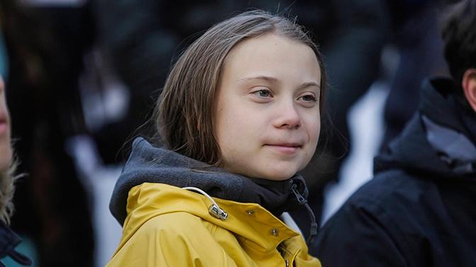 Захарова рассказала о своем отношении к Грете Тунберг