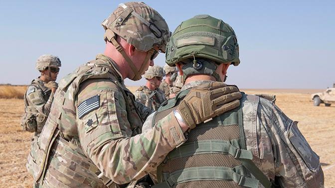 В Пентагоне объявили о вводе дополнительных сил в Ирак для охраны посольства США