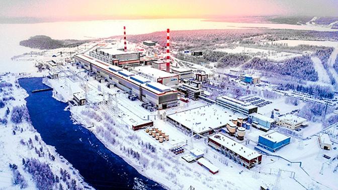 Российские АЭС установили рекорд по выработке электроэнергии по итогам 2019 года