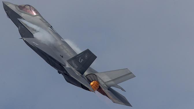 В Пентагоне рассказали, сколько потратят на обслуживание F-35 в 2020 году