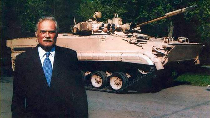 Умер главный конструктор БМП-2 и БМП-3 Александр Благонравов