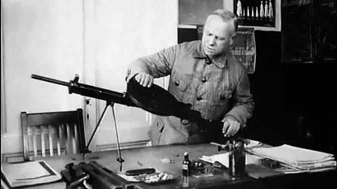 Пулеметных дел мастер: 140 лет со дня рождения легендарного оружейника Василия Дегтярева