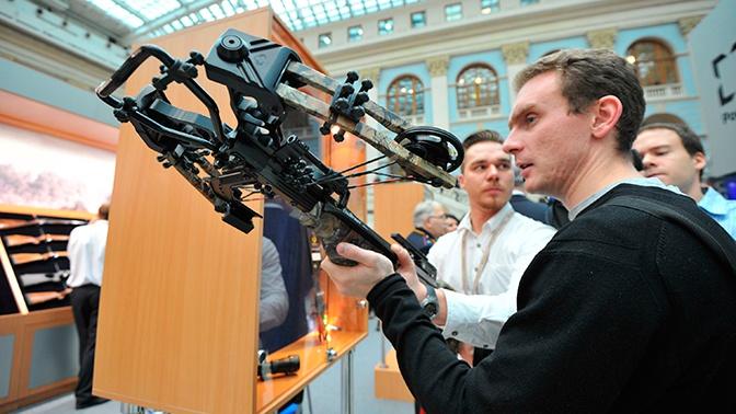 В конце января россиянам разрешат охотиться с луком и арбалетом