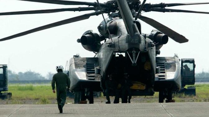 В СМИ раскрыли подробности крушения вертолета с главой генштаба Тайваня