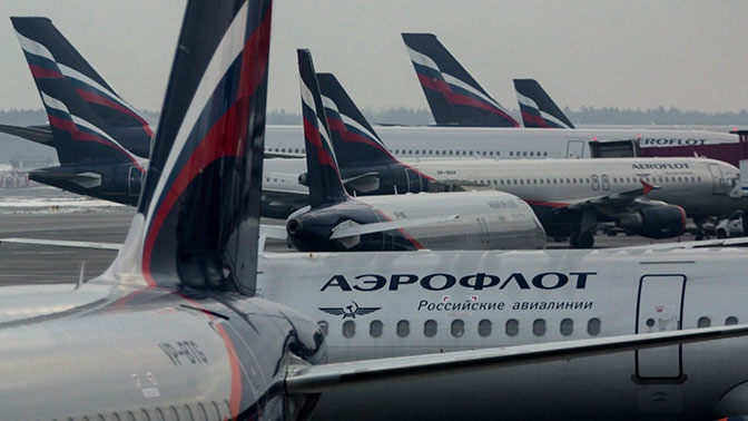 Российская авиакомпания стала самым пунктуальным перевозчиком в мире