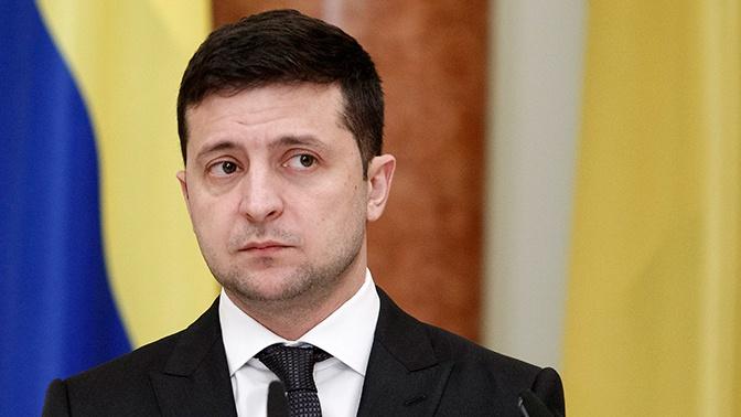Опубликована декларация о доходах Зеленского за 2019 год