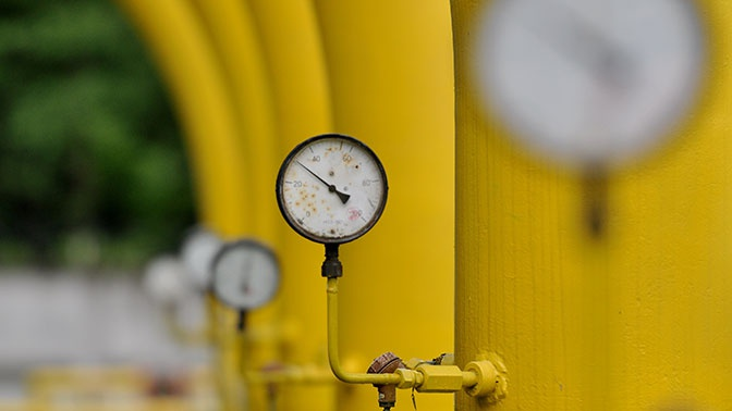 На Украине отметили рост объема транзитного газа из России