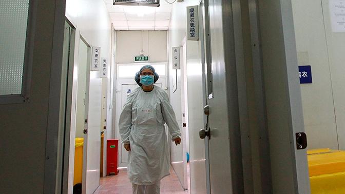 В Китае растет число заразившихся неизвестной болезнью