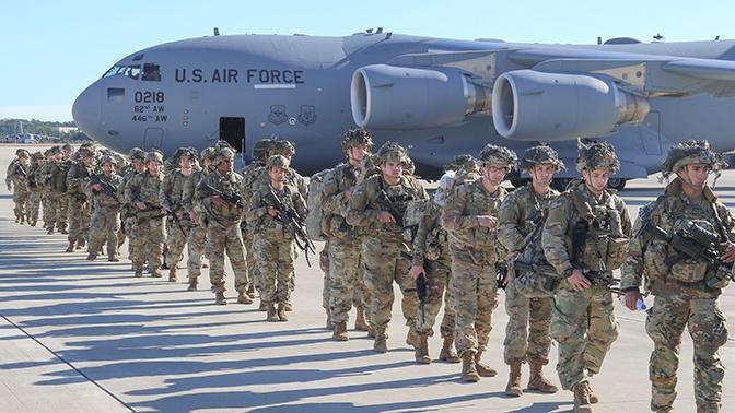 СМИ: войска США в Италии приведены в состояние повышенной боеготовности для переброски в Бейрут