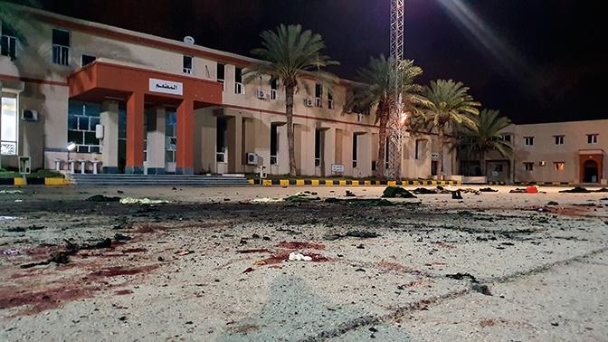 Армия Хафтара заявила о непричастности к удару по военному колледжу в Триполи
