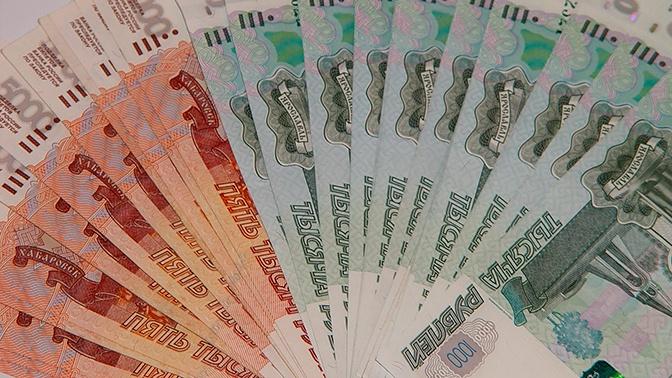 В МВД РФ назвали самые подделываемые банкноты