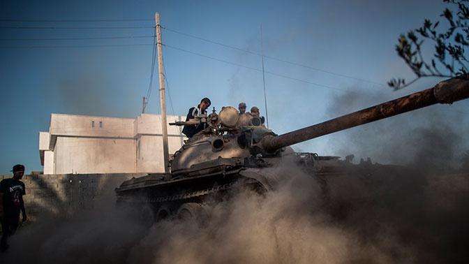 Армия Хафтара полностью взяла под контроль город Сирт