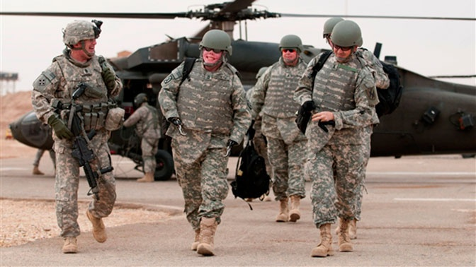 Глава Пентагона опроверг вывод войск США из Ирака