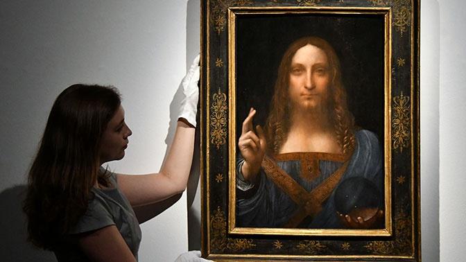 Раскрыта тайна «Спасителя мира» Леонардо да Винчи