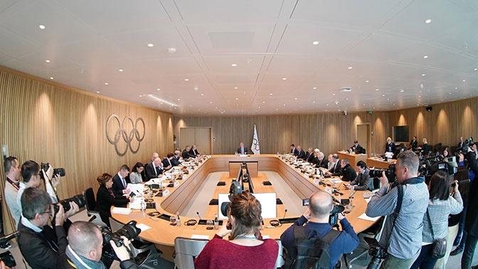 МОК подтвердил рассмотрение вопроса участия россиян в ОИ-2020 после решения CAS