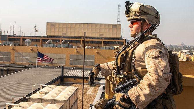 Трамп заявил, что США хотят «когда-нибудь» уйти из Ирака