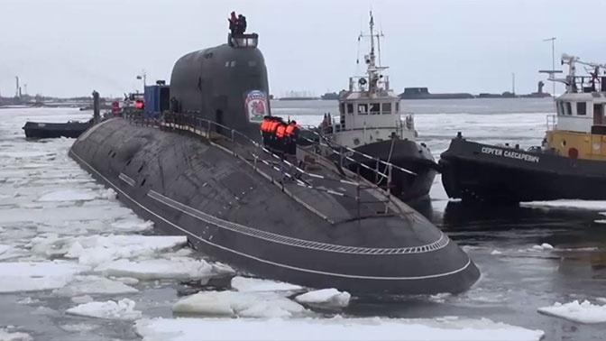 Названы сроки передачи флоту АПЛ «Казань»