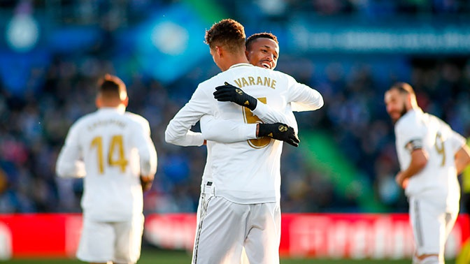 «Реал Мадрид» победил в финале Суперкубка Испании