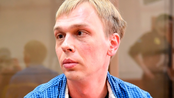 Голунова признали потерпевшим по делу о превышении полномочий полицией