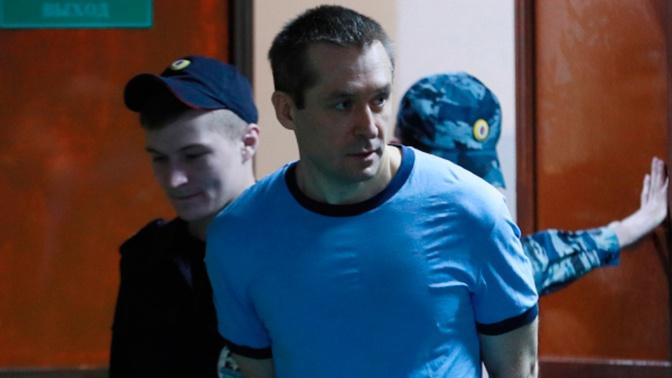 Во ФСИН сообщили о драке в колонии с участием Захарченко