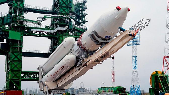 Минобороны РФ получит две ракеты «Ангара» в 2020 году