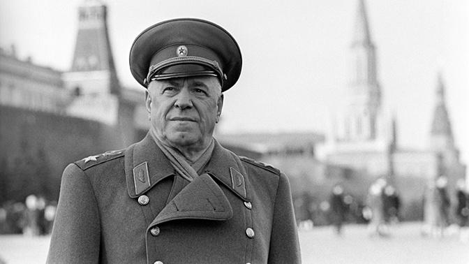 В Музее Победы впервые покажут фильм из фондов Минобороны о Жукове