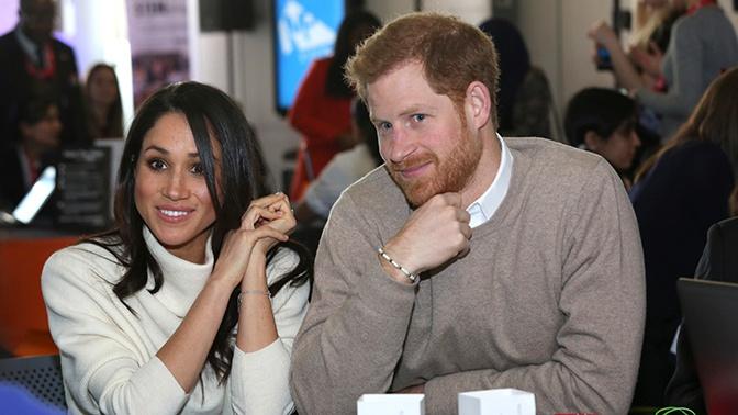 Елизавета II рассказала о принятом решении относительно семьи принца Гарри